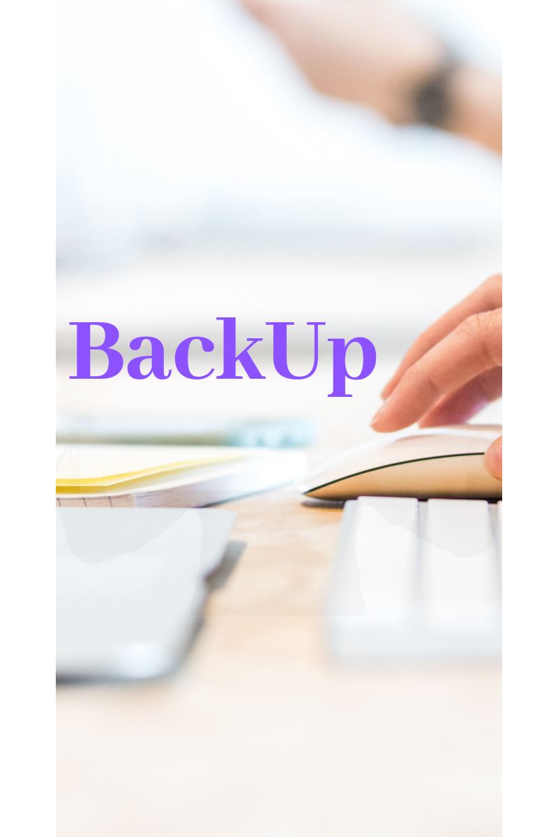 backup your wordpress site/blog