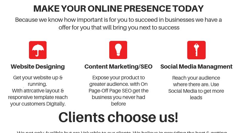 Get Your Website Up & Running -GoDigital Digital Marketing Consulting